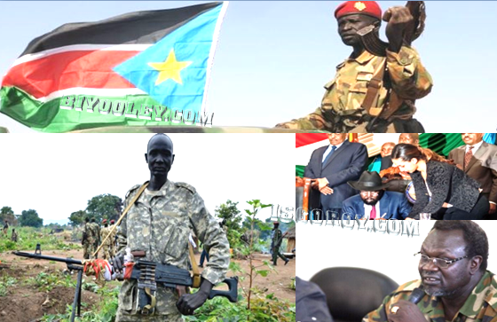 Sanctions Threat Over S Sudan Truce ( UN Warns South Sudan Rivals To Honour Ceasefire )
