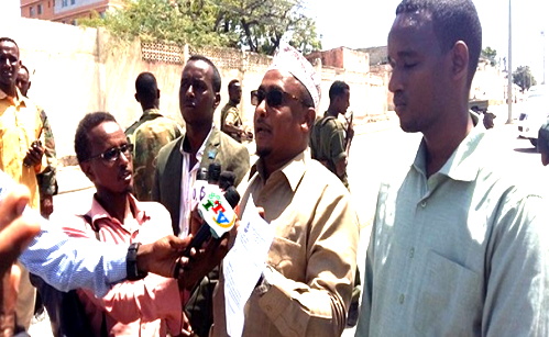 Somali Government Fires Mogadishu Mayor After Run ins With Minister