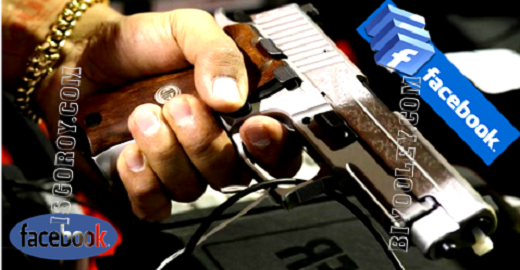 Facebook And instagram Ban Private Gun Adverts