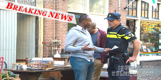 Netherland Police Often Let ,Small-Time, Fugitives Be: Report